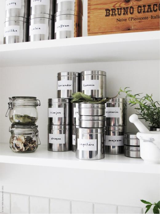Ikea Keuken Uitzoeken : Kitchen storage… Accessorize your Home